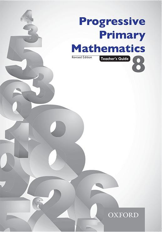 Progressive Primary Mathematics Revised Edition Teacher's Guide 8