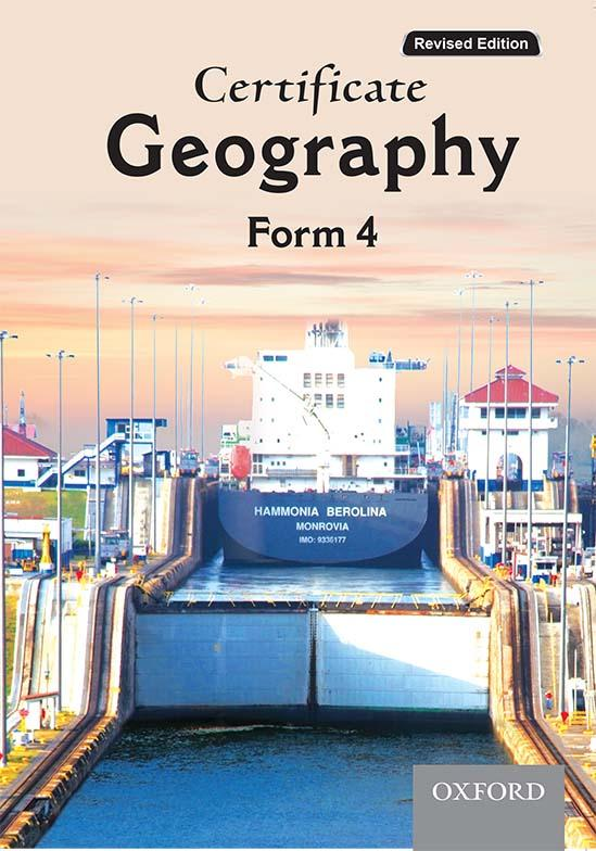 Certificate Geography Form 4 Student's Book