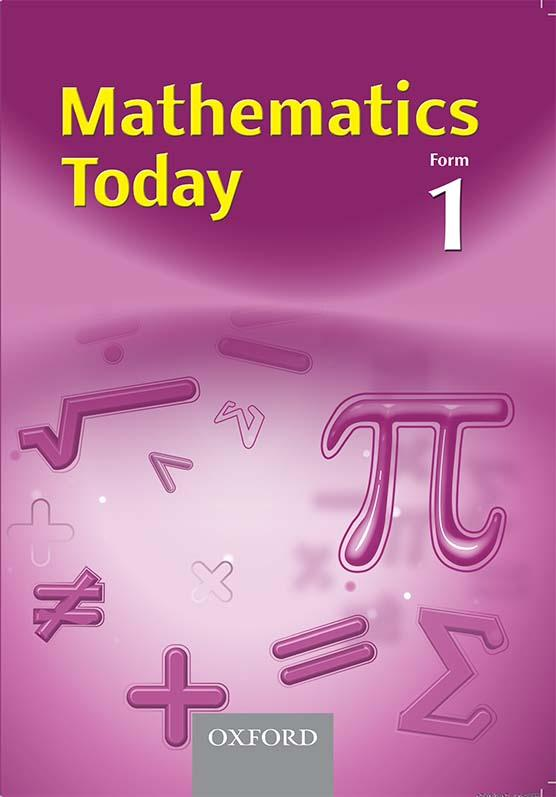 Mathematics Today Form 1 Student's Book