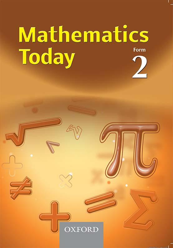 Mathematics Today Form 2 Student's Book