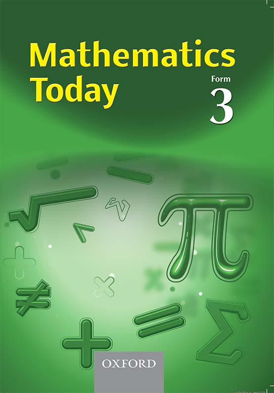 Mathematics Today Form 3 Student's Book