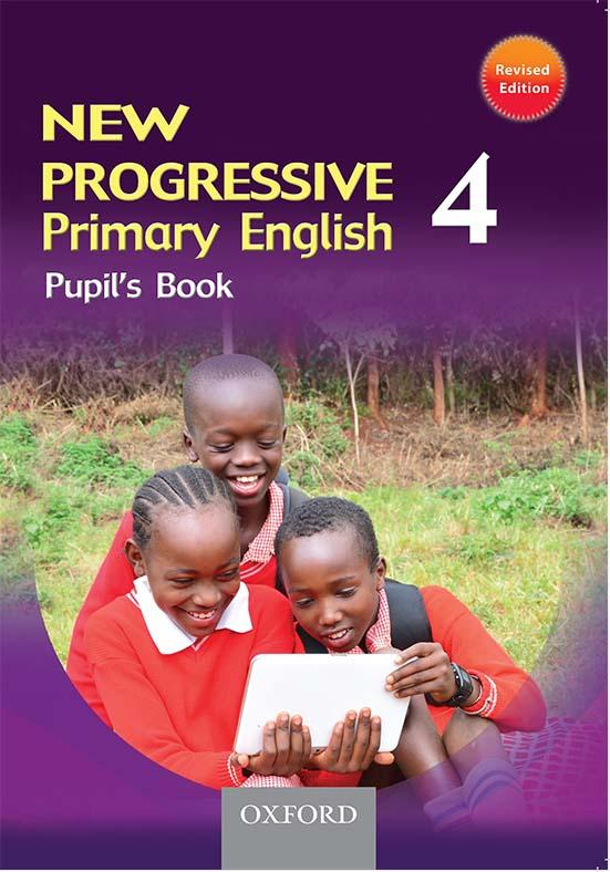 Revised New Progressive Primary English Pupil's Book 4