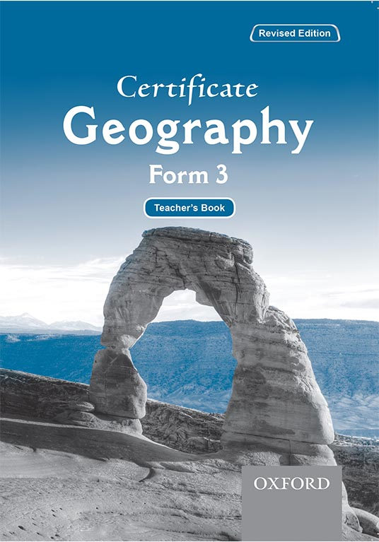 Certificate Geography Form 3 Teacher's Book,