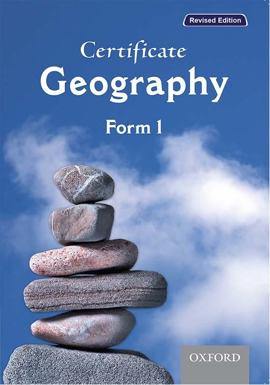 Certificate Geography Form 1 Student's Book