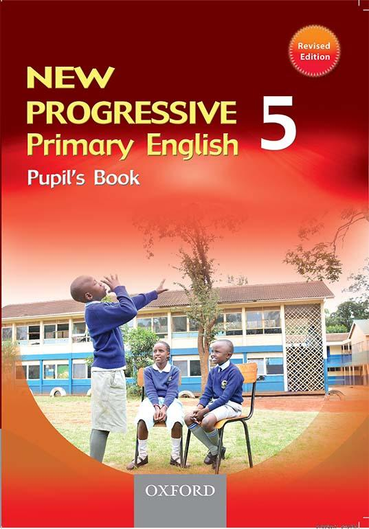 Revised New Progressive Primary English Pupil's Book 5
