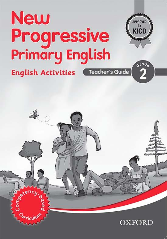 New Progressive Primary English Activities Teacher's Guide 2