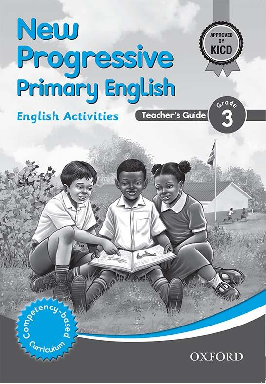 New Progressive Primary English Activities Teacher's Guide 3