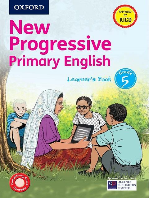New Progressive Primary English Learner's Book Grade 5