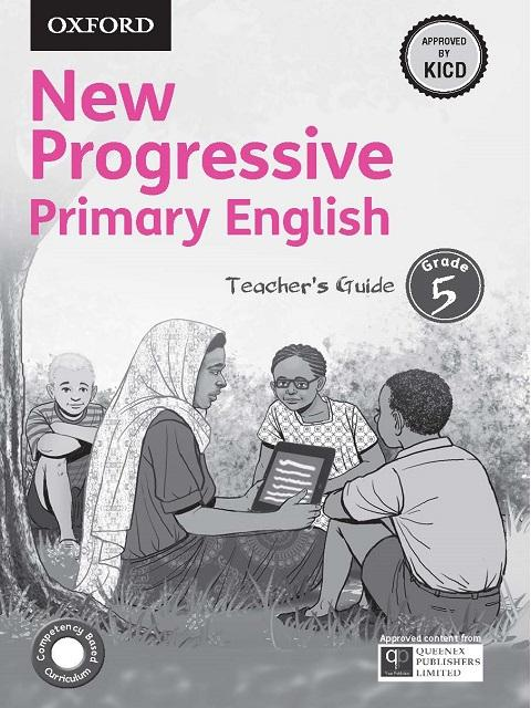 New Progressive Primary English Teacher's Guide Grade 5