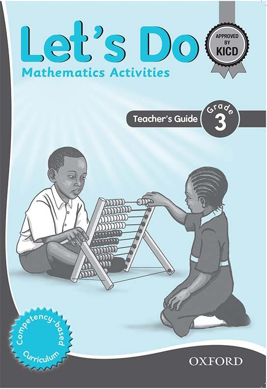 Let's Do Mathematics Activities, Teacher's Guide 3
