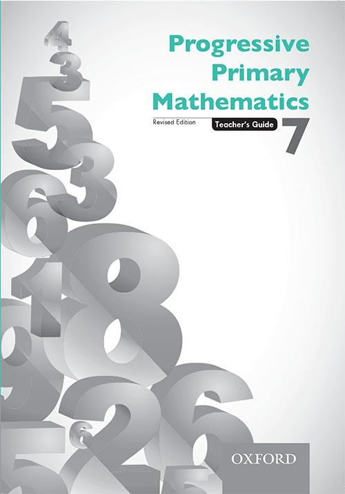 Progressive Primary Mathematics Revised Edition Teacher's Guide 7