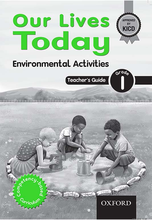 Our Lives Today Teacher's Guide 1