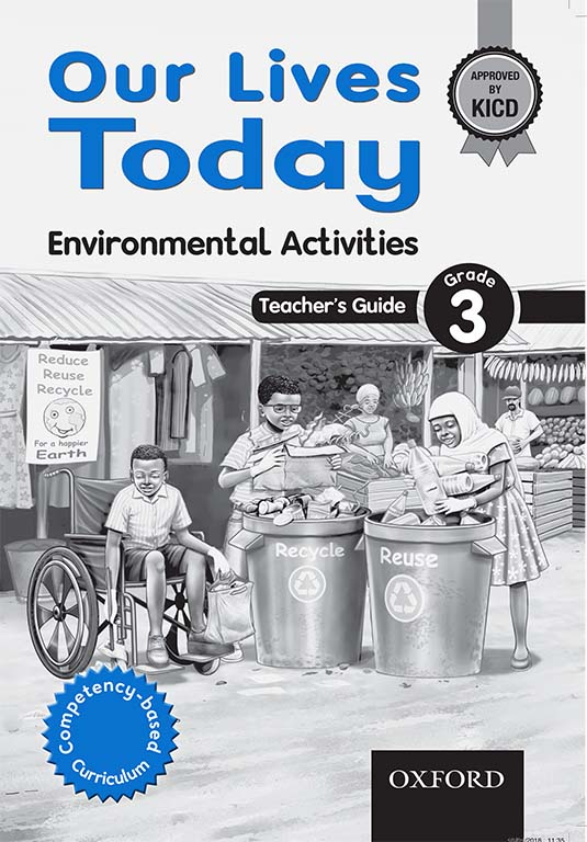 Our Lives Today Teacher's Guide 3