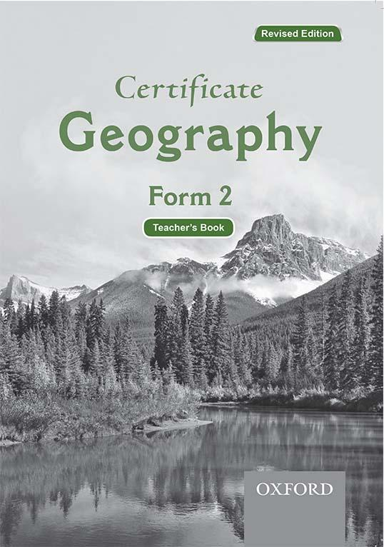 Certificate Geography Form 2 Teacher's Book,