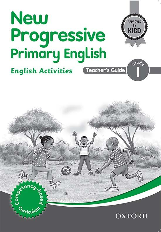 New Progressive Primary English Activities Teacher's Guide 1