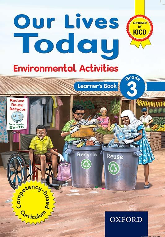 Our Lives Today Learner's Book 3